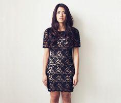 Lace T Dress. Beautiful