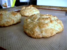 grain free biscuits!!!