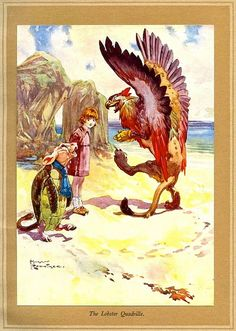 """""""The Lobster Quadrille"""" - Harry Rountree"""