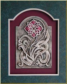 irish rose, celtic rose, scotland tattoos, rose tattoos, a tattoo