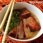 "Paleo Kelp Noodle ""Ramen"" Soup and more Paleo soup recipes on MyNaturalFamily.com #paleo #soup #recipe"
