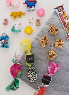 Oh Joy / DIY Treat Wrappers