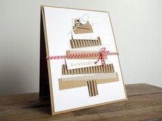Kerstkaarten maken 2013 – simpele kerstkaarten stijlvol & snel – Christmas greeting cards – Christmaholic   best stuff