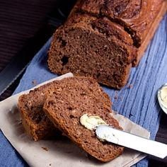 #Nutella #Banana #Bread