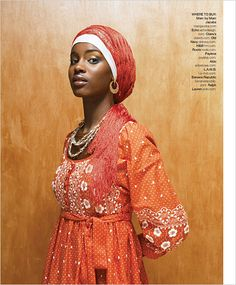 Ethnic beauty