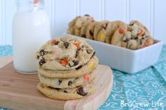 Peanut Butter Pudding Cookies