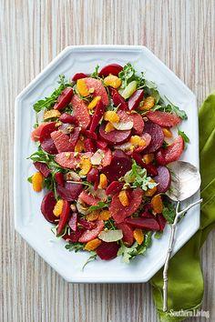 Beet and Citrus Salad