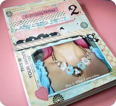 art journal, book making challenge, smashbook, photo journal, photo challenges, challeng journal