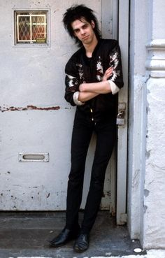 Nick Cave 1980