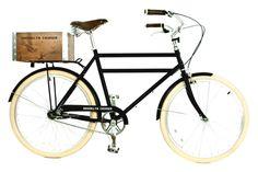 Brooklyn Cruiser Commuter Bicycle via @Bureau of Trade