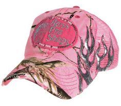 Bass Pro Shops® Sequin Flames Cap for Ladies | Bass Pro Shops