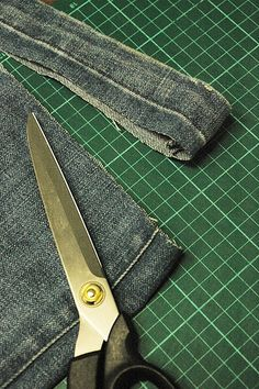 Awesome jean hemming tutorial