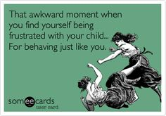 Guilty... truth hurts, awkward moments, real life, amber, funni, aunts, bingo, true stories, kid