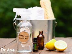 Homemade Melaleuca Lemon Household Cleaner