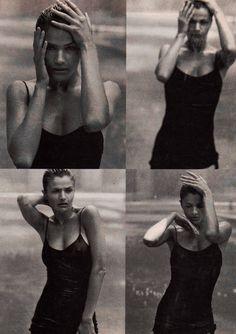 Naturally sexy Helena Christensen