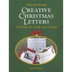Creative #Christmas #letter ideas