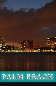 Here is a great view of Singer Island lit up at night!  http://www.waterfront-properties.com/singerislandcondos.php