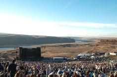 Watershed Music Festival :: Watershed Festival Photo Gallery   *The Gorge @ George, Washington .... on the Mighty Columbia River