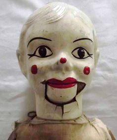 Vintage Ventriloquist's Doll
