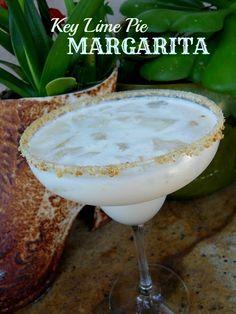 Key Lime Pie Margaritas
