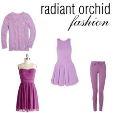 How to embrace radiant orchid in 2014 - Savvy Sassy Moms