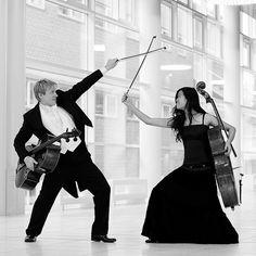 Nikolaj Lund's Quirky Classical Musicians Portraits