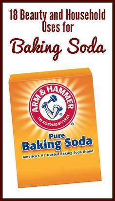 18 Uses for Baking Soda