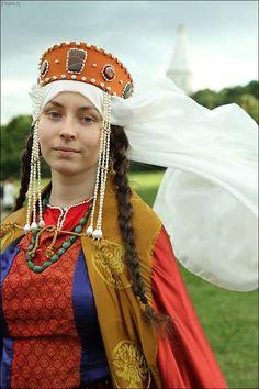 Darya Khandashkova.