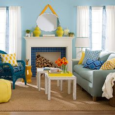 Combining Patterns and Colors When Decorating :: Hometalk http://www.hometalk.com/4404140/decorating-inspiration-patterns-color-combinations?se=fol_new-20140901&tk=b3h3ym