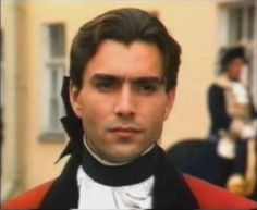 """Mark Frankel as Count Gregory Orlov in """"Young Catherine"""" (with Julia Ormond). He passed away in 1996 at age 34 in England."""