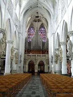 St. Rumbolds Cathedral
