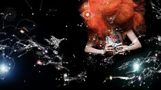 Bjork interview on Biophilia, the Creators Project and the New York Hall of Science