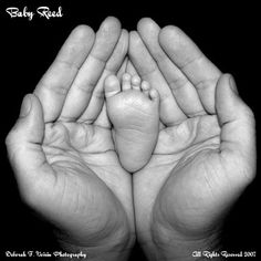 Baby feet are adorable