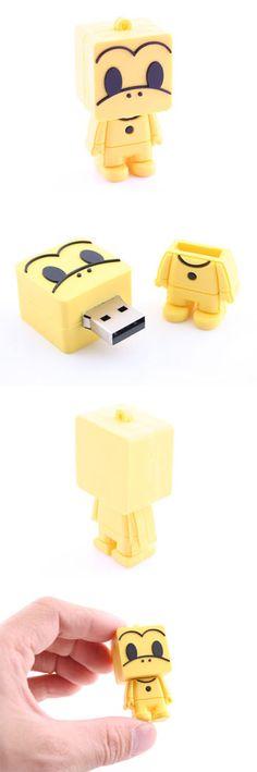 Mr.Ducky USB Flash Drive  http://www.usbgeek.com/products/mrducky-usb-flash-drive