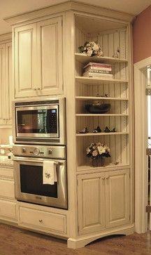 Ag 39 inn place kitchen cabinets on pinterest appliance for Built in place kitchen cabinets
