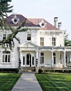 Victorian dream house