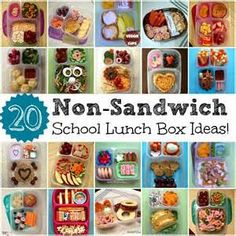 kids school lunch ideas - Yahoo! Image Search Results