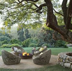 outdoor seating, outdoor fires, outdoor living, outdoor fire pits, outdoor patios, backyard fire pits, fire pit area, outdoor spaces, west elm