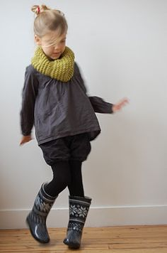 boots scarf