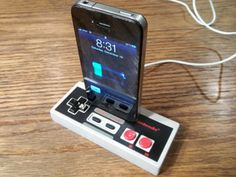 Nintendo iPhone Charger