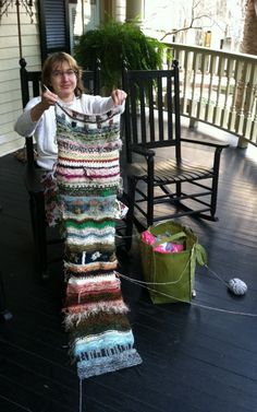 knit your vacation – literally!