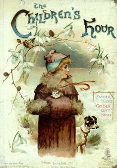 Vintage book- The Children's Hour- Raphael Tuck