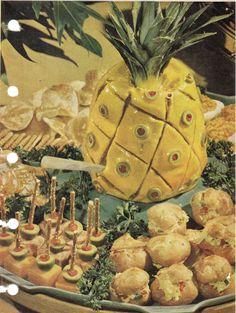 liver sausage pineapple.