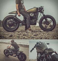 Honda CX500 Cafe Racer | by Nozem Amsterdam