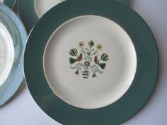 Vintage Homer Laughlin Persian Garden Dinner by thechinagirl, $32.50