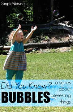 Did you know? All about Bubbles   SimpleKids.net