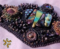 Hey, I found this really awesome Etsy listing at https://www.etsy.com/listing/192976564/tangent-tie-sparkle-bead-embroidered