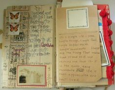 my life one august journal