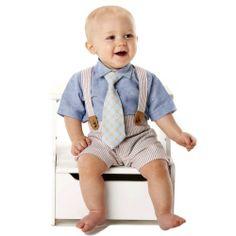 tie, pie babi, outfit, pies, baby boys