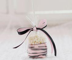 poodl, rice krispie treat favors, wedding favors, party treats, pari, krispie treats, parti, dessert, rice crispy treats